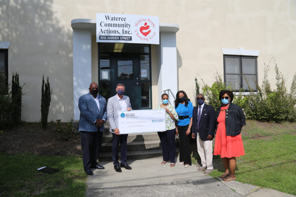 $50,000 Donation to Community to Assist With Monthly Bills